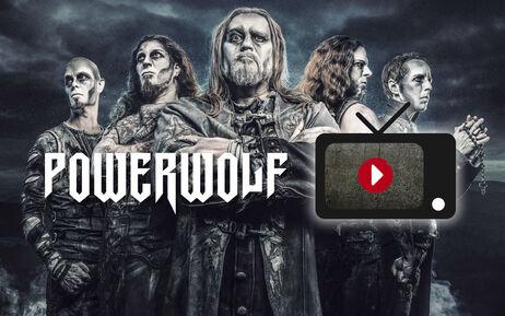 Le nouveau clip de Powerwolf !