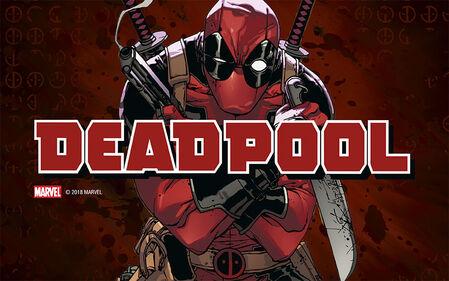 Deadpool komt eraan! Sla je chimichanga's in!