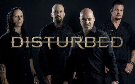Nieuwe waanzinnig goede merch voor Disturbed fans!