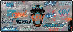 3 - Children Of The Vault - Gaming Mousepad