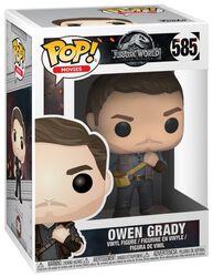 Jurassic World - Figurine En Vinyle Owen Grady 585