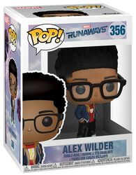 Figurine En Vinyle Alex Wilder 356