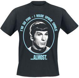 Spock Smile