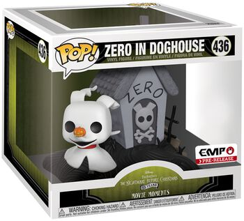 Zero in Doghouse (Movie Moments) (Kans op Chase) Vinylfiguur 436