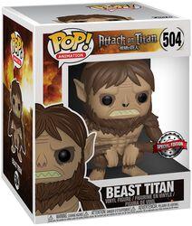 Beast Titat (Oversized) Vinylfiguur 504