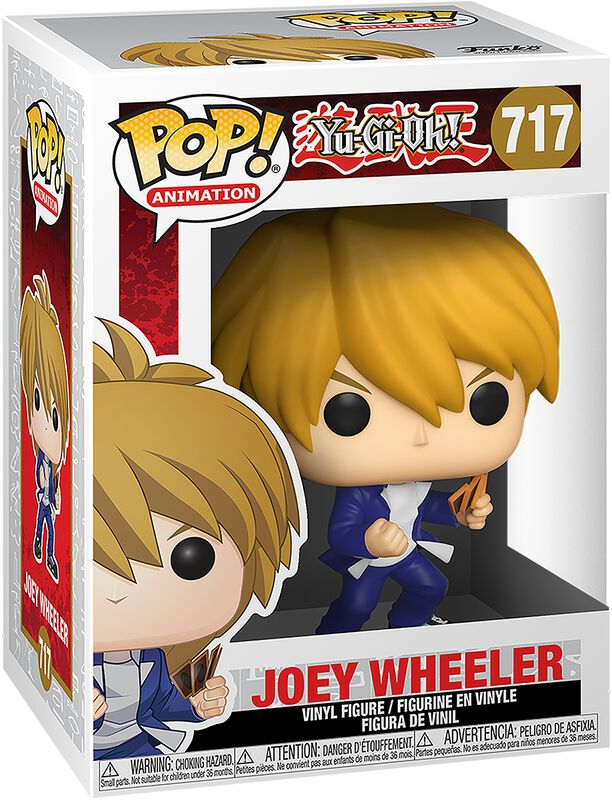 Joey Wheeler Vinylfiguur 717