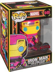 Black Light - Iron Man Vinylfiguur 649