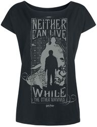 Neither Can Live - Harry & Voldemort