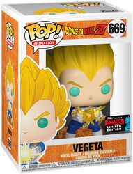Dragon Ball Z - NYCC 2019 - Vegeta - Funko Pop! n°669
