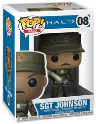 Figurine En Vinyle Sgt. Johnson (Cigar) (Édition Chase Possible)  08
