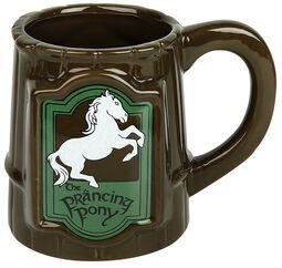 Prancing Pony - 3D