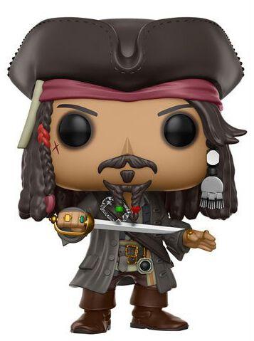 La Vengeance De Salazar - Jack Sparrow - Funko Pop! n°273   Pirates ... b9fae59f129