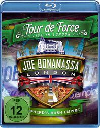 Tour de Force - Shepherd's Bush Empire