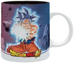 Dragon Ball Super - Goku vs. Jiren