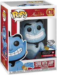 Genie with Lamp (Diamond Collection) (Glitter) Vinylfiguur 476