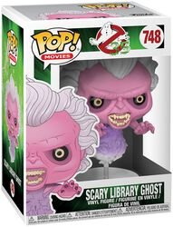 Scary Library Ghost Vinylfiguur 748