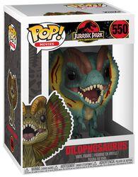 Dilophosaurus (kans op Chase) Vinylfiguur 550