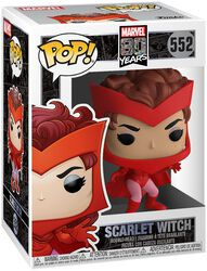 Marvel Classics 80th - Scarlet Witch (Première Apparition) - Funko Pop! n°552