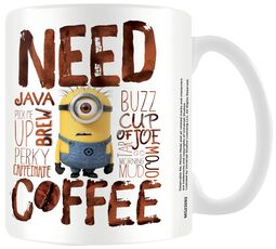 Minions - Need Coffee