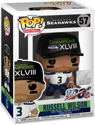 Seattle Seahawks - Funko Pop! n°57