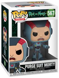 Purge Suit Morty Vinylfiguur 567