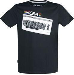C64 - Clavier