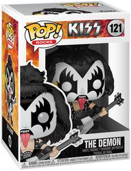 The Demon (Gene Simmons) Rocks Vinylfiguur 121