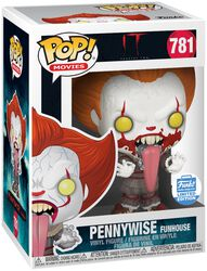 Chapter Two - Pennywise Funhouse (Funko Shop Europe) Vinylfiguur 781