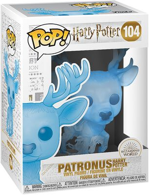 Patronus d'Harry Potter - Funko Pop! n°104