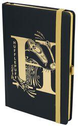 Hufflepuff - Premium Notebook