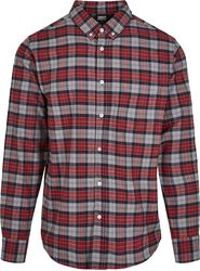 Plaid Cotton Shirt
