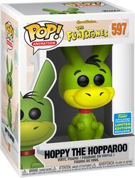 The Flintstones SDCC 2019 - Hoppy the Hopparoo (Funko Shop Europe) - Funko Pop! n°597