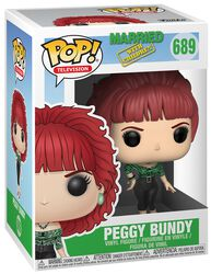 Married... with children Figurine En Vinyle Peggy Bundy (Édition Chase Possible) 689
