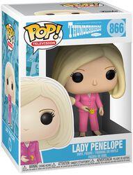 Thunderbirds Lady Penelope Vinylfiguur 866