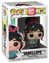 2  Ralph Breaks The Internet - Vanellope Vinylfiguur 07