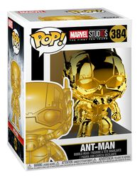 Marvel Studios 10 -  Ant-Man (Chrome) Vinylfiguur 384