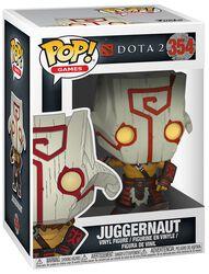 2 -  Figurine En Vinyle Juggernaut 354
