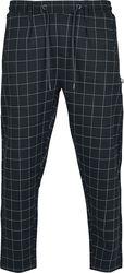Formula Cropped Check Pants