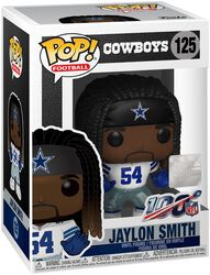 Dallas Cowboys - Jaylon Smith Vinylfiguur 125