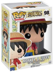 Figurine En Vinyle Monkey D. Luffy 98