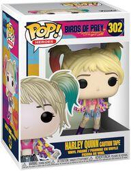 Harley Quinn Caution Tap Vinylfiguur 302