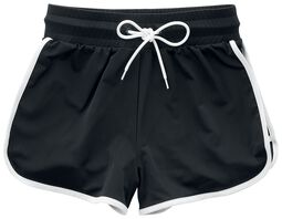 Short Black Swim Shorts