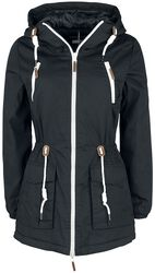 Ladies Coat Zipped