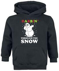 Dabbin Through The Snow