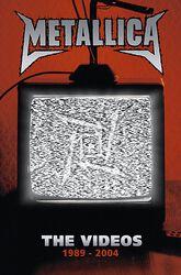 The videos 1989 - 2004