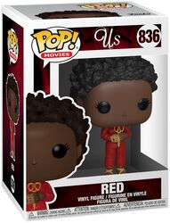 Us - Red - Vinyl Figur 836