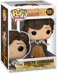 The Mummy Evelyn Carnahan Vinyl Figure