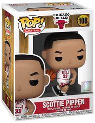 Chicago Bulls - Scottie Pippen (Home Jersey) Vinylfiguur 108