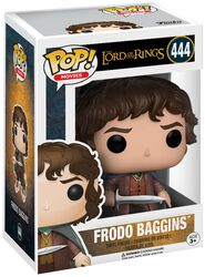 Frodon Sacquet (Éd. Chase Possible) - Funko Pop! n°444