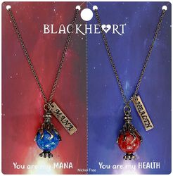 Collier Mana and Health